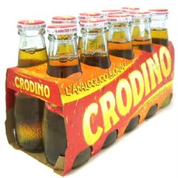 Crodino | 10 bottles | Buy Online | Italian Drinks | UK | Europe